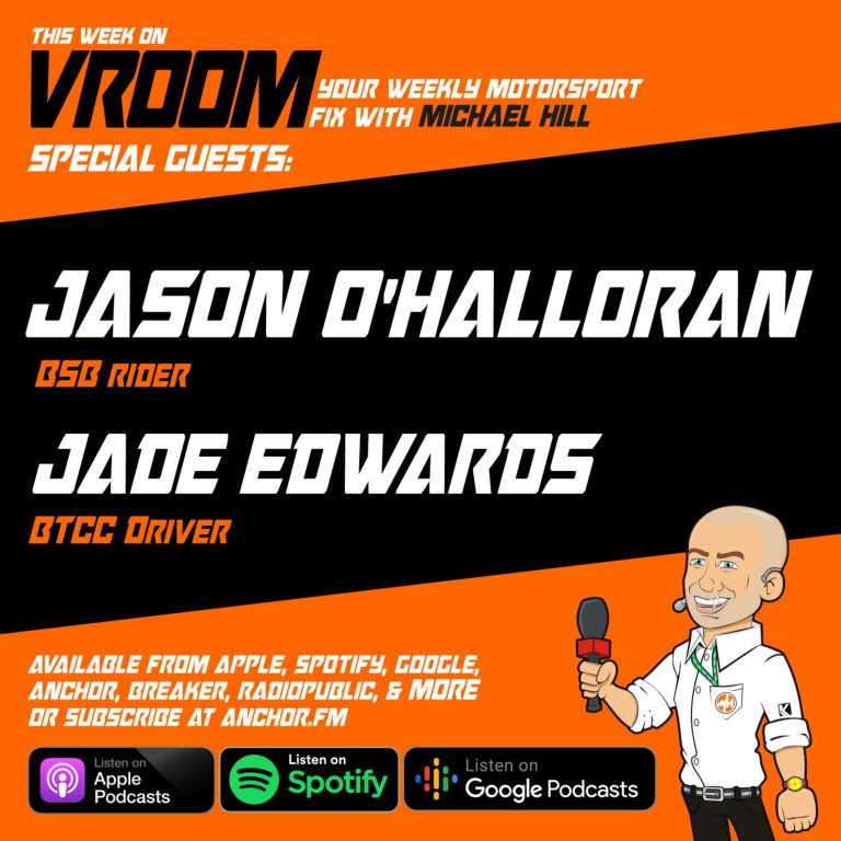 Episode 34 – Jason O'Halloran, Jade Edwards
