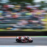 Taka takes 9th in a thrilling #DutchGP