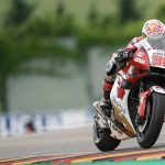 Points finish for Taka with 13th in the #GermanGP