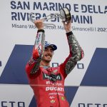 Bagnaia storms to victory at #SanMarinoGP, Miller 5th and Pirro 11th